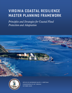 Virginia Coastal Resilience Master Planning Framework